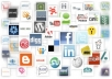 create 600 Social Bookmarks for your website + index/ping service