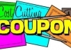  submit your Coupon Code to 75+ Coupon Sites 