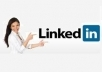 give You 1000 to 7000 LinkedIn Contacts From Real People Who Can Add Value To Your LinkedIn Network