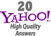 create 20 Yahoo Answers attaching your link for Direct and Targeted Traffic to your website