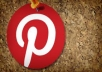 give you 200+ PINTEREST FOLLOWERS AND 100+ PINTEREST LIKES 100% MANUALLY DONE NO NEED YOUR ADMIN ACCESS WITH SUPER FAST DELIVERY ONLY