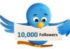 help you get over 10000 REAL active Twitter followers without password for free