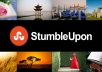 provide you with 50+ Stumbleupon followers in 24 hours with no admin access