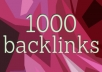 give you 1000 Pyramids DOFOLLOW Backlinks