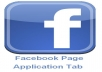 design a Professional Facebook Page with Custom Tabs for your Business, Website or Yourself and provide 200+ Fans