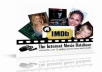 rate any IMDb page 35 times with a 10 star rating from unique accounts and IPs help you get high ranking on search engine 
