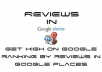 post 7 awesome reviews for your business on Google, Alexa, Yahoo from different users 