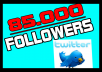 Promote Your Website, Product or Affiliate Link To My 85.000 REAL Twitter Followers