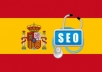 be in charge of your SPANISH blog, website or social networks accounts without having to worry about anything else