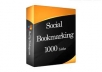 submit your site on 1000+ social bookmarking sites With Live Links
