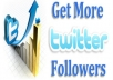 add 32000 twitter follower to your any 2 twitter account within 24 hour 16000x2=32000