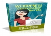 show you the secrets of wordpress optimization with master resell rights ( with special offer )