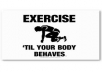 Health exercise tips