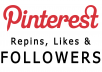 instantly Add 2020+ Pinterest Followers, 2000+ Likes, 2000+ Repins And I Will Promote Your Website On My Facebook Page With 80,000 Users only