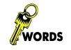 Give you the Keyword Research Bible, and I will Give you 59 Gigs With a Huge Bonus