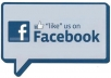 be happy to give you active 130+ verified Facebook fans like for your new fan page