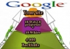 Create quality Link Pyramid of 10 web2 and 10 Wikies all this with 4000 backlinks linking to them for
