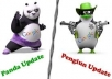 do a full month of seo for Google Panda and Penguin with bonded results as well as social bookmarking, article promoting, blogging, forum links and many a lot