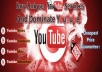 give you 50 you tube likes +50 you tube view+50 you tube subscribers+50 facebook fans like+50 facebook subscribers+50 share+50 twitter followers+50 pinterest followers+50Linkedln share+50google+1 only