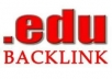 create 1000 EDU Backlinks For Your Website