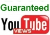 deliver 12,222+ Safe, Fast Youtube Views in Less than 24 hours