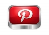 give you 25+pinterest likes{100% real not bot likes} in 24 hours only