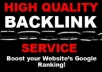 30 edu high PR backlink and submit 20 bookmark site pr6 to10 your bolg or site manually