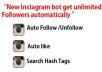 give you 20+ instagram followers no use any software in 24 hours only
