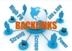 create HIGH PR 20+ QUALITY edu backlinks and 10 SOCIAL bookmark