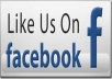 give you 500+  fans likes{100% real no use any software}!!! SPECIAL OFFER BUY 3 GET 1 FREE!!!