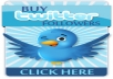 Get You 500+ Real And Active Twitter Followers Within 12-Hours 