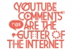 Provide you 90+ Youtube Comments with 90 Different Youtube Accounts With a bonus of 500 Views