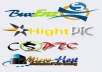 design a nice logo for your business, website, service just
