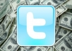 Provide u +80000 [80k] twitter FOLLOWERS [Very Fast]