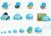  do a personalized 20 minute social networking tutorial about Twitter, Facebook, YouTube, or Pinterest  