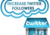 produce twitter followers approximately 5000++ in less than 24 hours