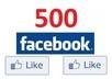 produce US High Quality Facebook Likes about around 500++, Fans to your Page in maximum of 24 hrs