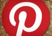 work on 100 Pinterest book marking Pinmarklets to your website to enhance your sites SEO value and increase the traffic as well and more visits to your site