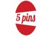 pin/repin up to 25 of your product to my 5k ACTIVE Pinterest followers