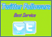 DELIVER. YOU 27000 + TWITTER FOLLOWER WITHOUT PASSWORDS