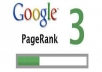 manually create {Permanent} 30+ PR3 Dofollow Backlinks