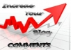 provide 14 Pr4 8 Pr5 dofollow blog comment Pages