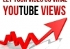 GET You Fast 11000 ++ YOUTUBE Views In 24 hours Special Deal Ever