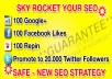 build up social SIGNALS from the greatest social site to skyrocket your seo