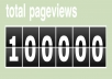 get you UP TO 100.000 REAL Views on your SEOCLERKS GIG or WEBSITE