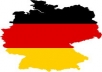 send 2500 real, targeted visitors from Germany to your website and boost your website TRAFFIC &quot;visitors week&quot;