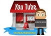 give You 50 Real YouTube Channel id Subscribers just