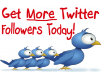 give you quick and safe 200,000 Twitter followers, SPECIAL deal 100,000 Twitter followers no egg in 40 hours just for $35 . All of them are real looking 99% with real pictures