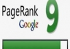 create 67 Real High PR BACKLINKS DOFOLLOW PR9 PR8 PR7 PR6 Backlinks Huge Link Juice + Ping
