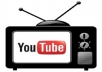 give 12000 real human views to your youtube video satisfaction guaranteed plus i will also give 50 likes